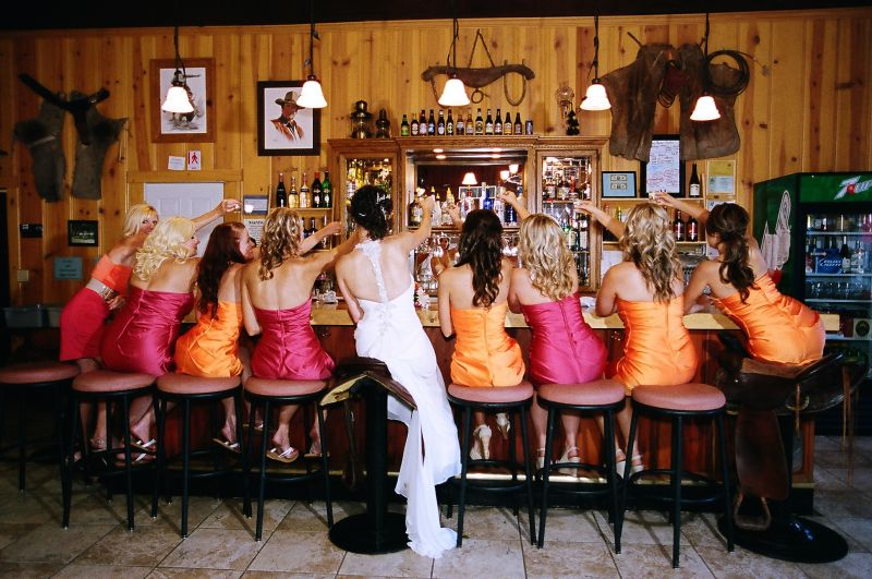 To Drink or Not to Drink? ~ Reception Alcohol Considerations