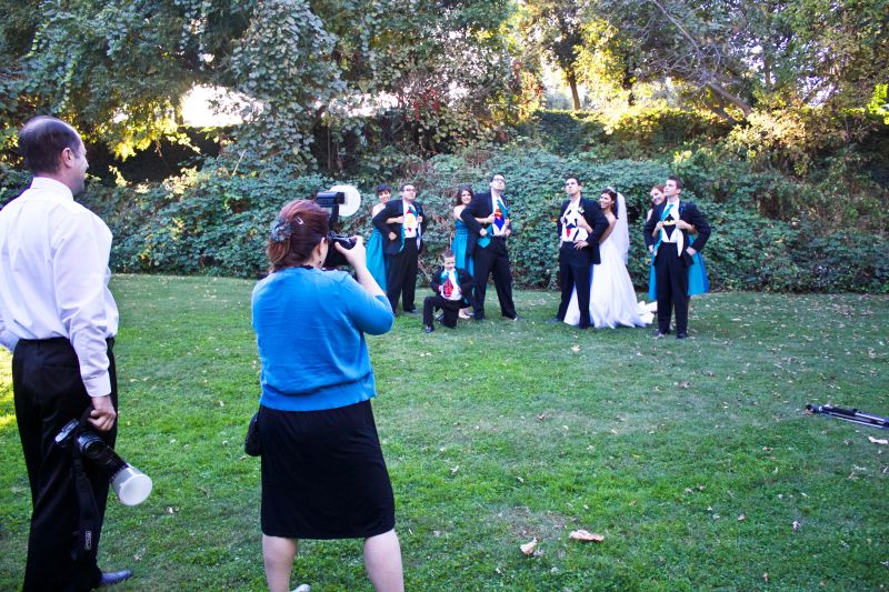 FAQ: Can I give you a list of photos I'd like taken at my wedding?