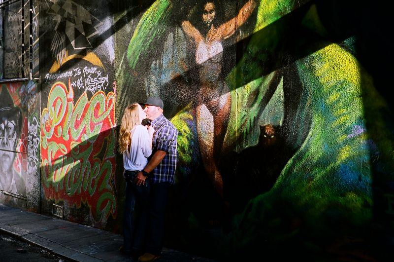 San Francisco Engagement Photographer ~ Mary & James