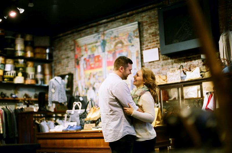 San Francisco Engagement Photographer ~ Jenelle & Richard