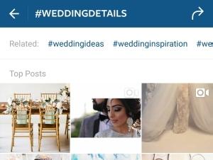 Instagram Tips for Brides