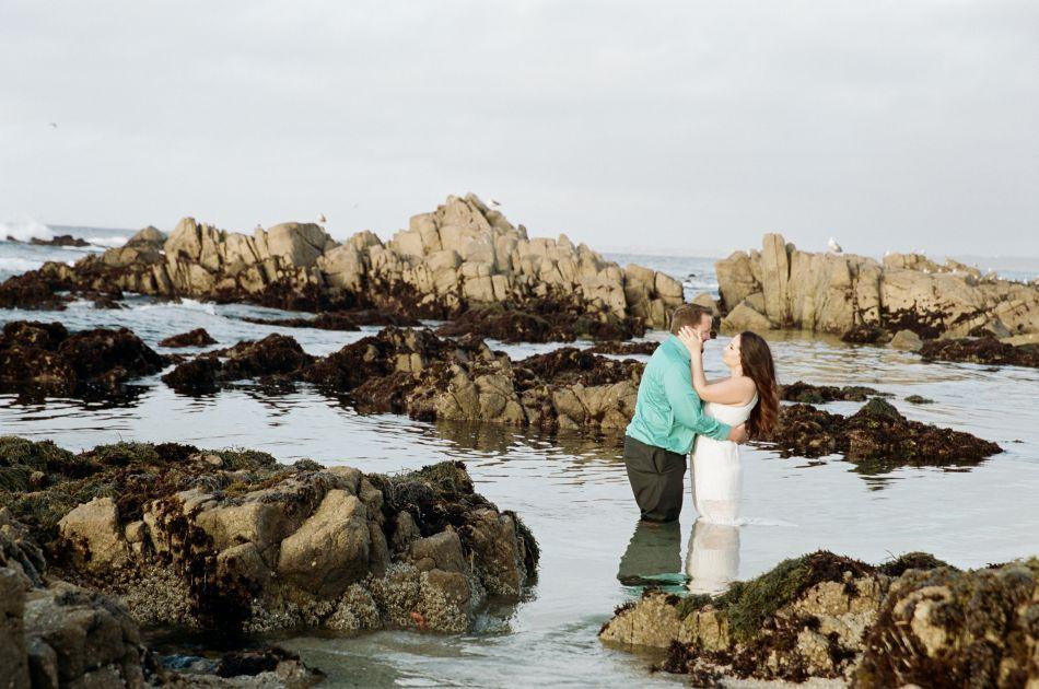 Monterey Engagement Photography ~ Linda & Joshua | Monterey Wedding Photographer