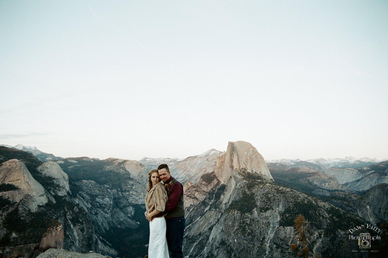 Yosemite Elopement Inspiration ~ Katie & RJ
