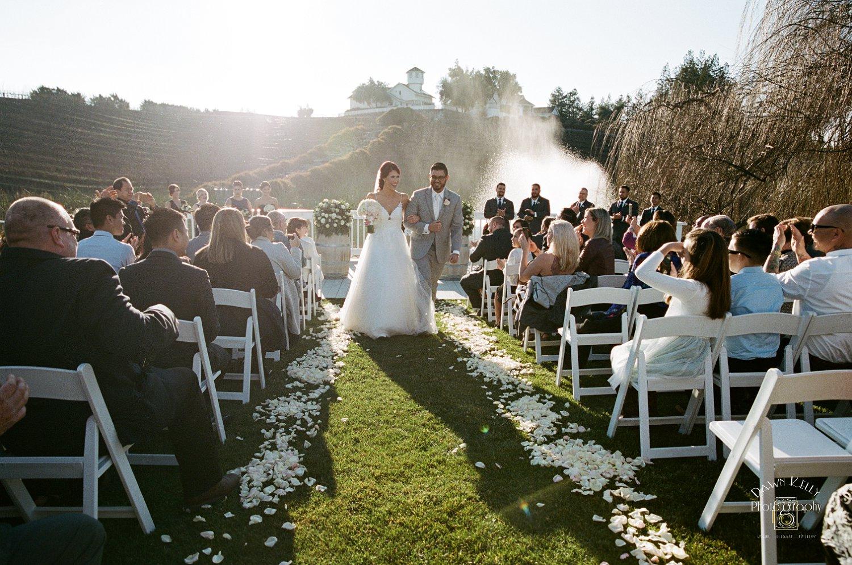 Leal Vineyards Winter Wedding Publication!