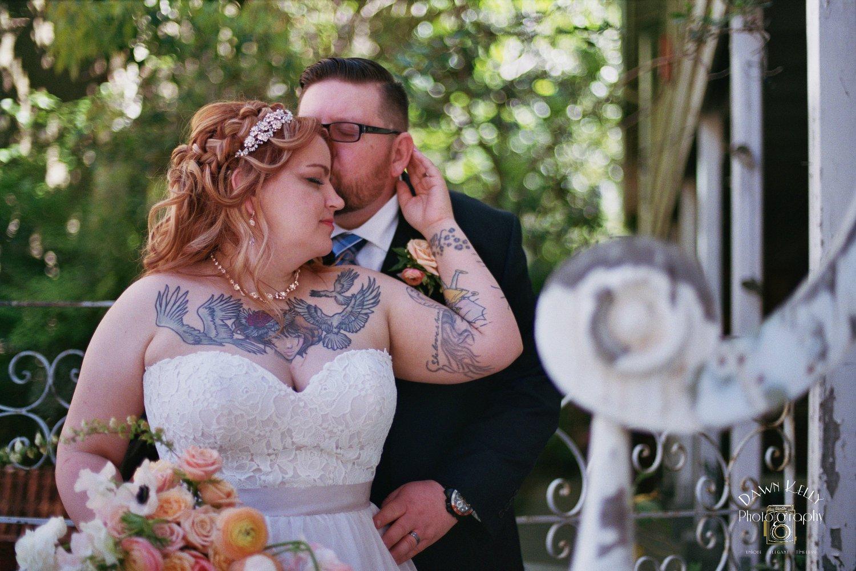 Bull Valley Roadhouse Wedding, Port Costa: Emily + Tom