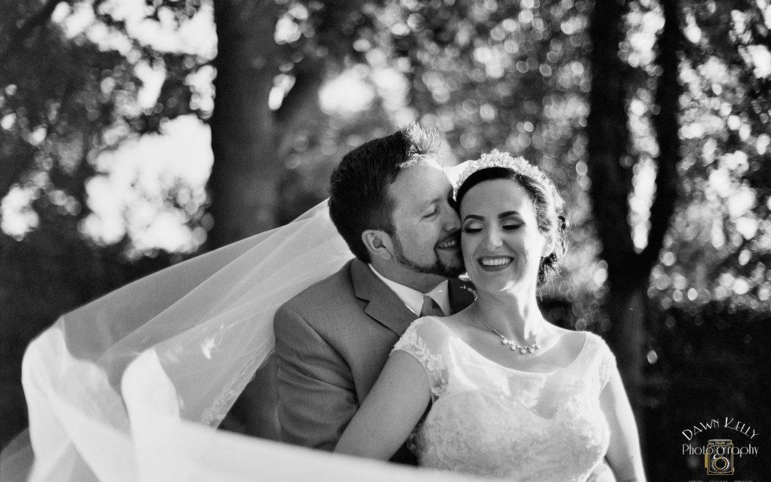 Elegant Vintage Gardens Wedding: Linda + Joshua