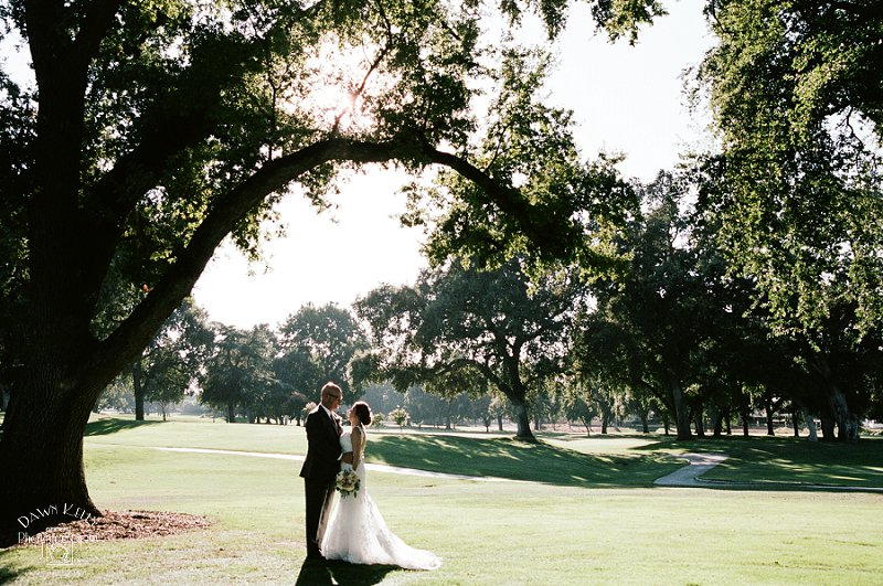 Spring Creek Golf & Country Club Wedding: Kara + Scott