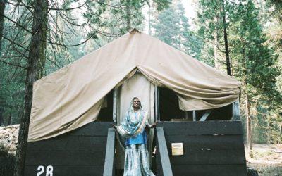 Camp Blue Pinecrest Destination Wedding: Chanda + Nate