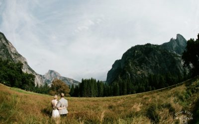 Two climbers eloped to Yosemite and it was magic!