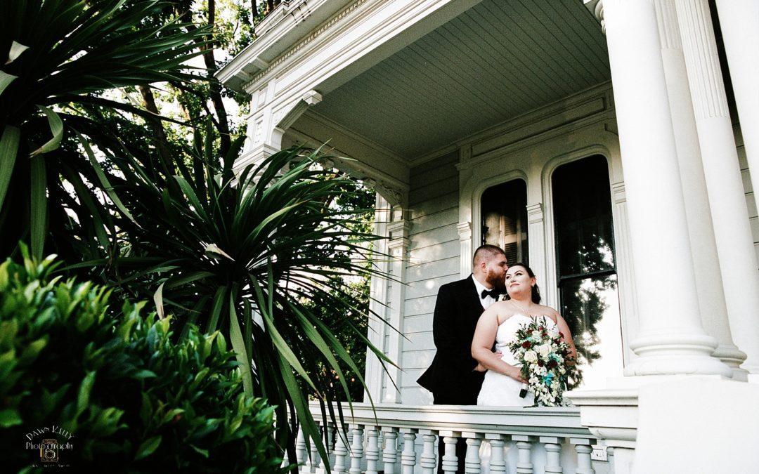 McHenry Mansion Wedding: Heather + Adam