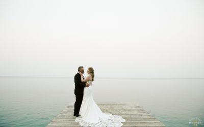 South Lake Tahoe Microwedding: Kelly + Dave